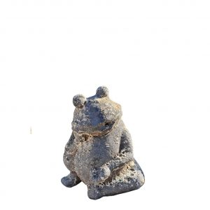 Aquarius Frog Statue