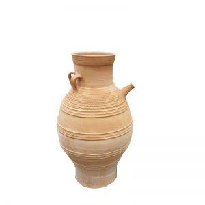 """Greek Terracotta """"Brika Jar"""""""