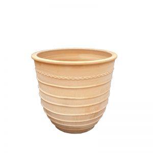 """Greek Terracotta """"Exara Pot"""""""