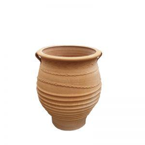 """Greek Terracotta """" Fotis Urn"""""""