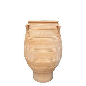 """Greek Terracotta """"Pithari Urn"""""""