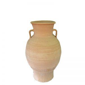 """Greek Terracotta """"Stamna Jar"""""""
